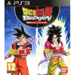 Dragon Ball Z : Budokai HD Collection [PS3]