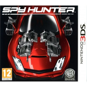 Spy Hunter [3DS]