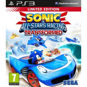 Sonic et All-Stars Racing : Transformed [PS3]