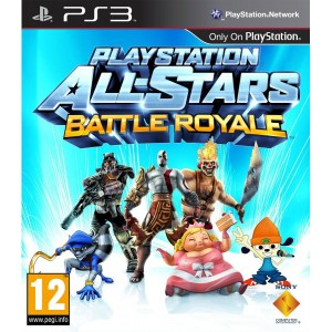 PlayStation All-Stars : Battle Royale [PS3]