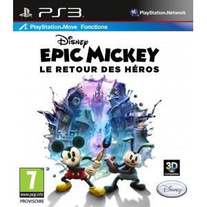 Disney Epic Mickey : Le retour des Héros [PS3]