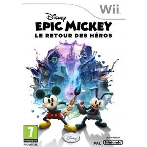 Disney Epic Mickey : Le retour des Héros [WII]
