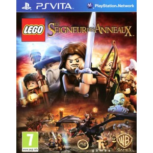 Lego : Le Seigneur des Anneaux [Vita]