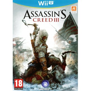 Assassin's Creed 3 [Wii U]