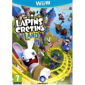 The Lapins Cretins Land [Wii U]