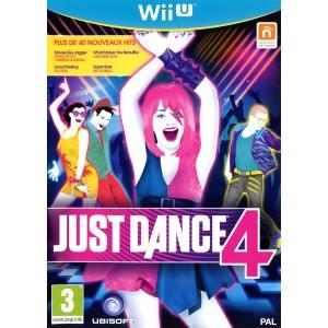 Just Dance 4 [Wii U]