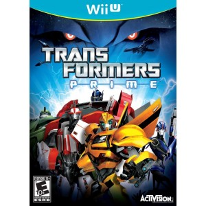 Transformers Prime : The Game [Wii U]