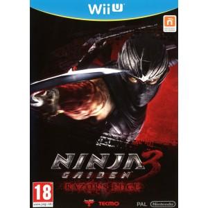 Ninja Gaiden 3 : Razor's edge [Wii U]