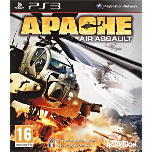 Apache : Air Assault [PS3]