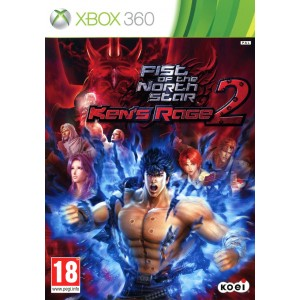 Fist Of The North Star - Ken's Rage 2 [360]