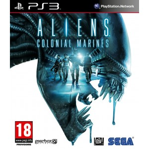 Aliens Colonial Marines [PS3]