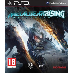 Metal Gear Rising : Revengeance [PS3]