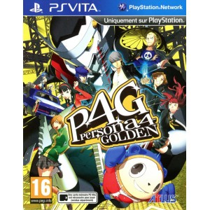 Persona 4 Golden [Vita]