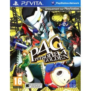 Persona 4 Golden [Vita]