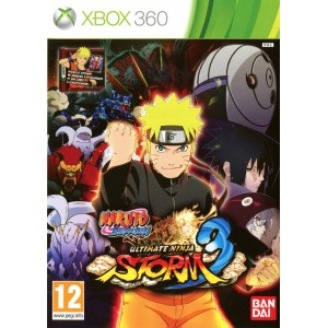 Naruto Shippuden : Ultimate Ninja Storm 3 [360]