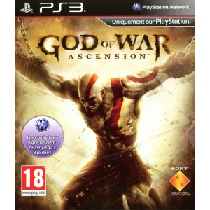 God of War : Ascension [PS3]