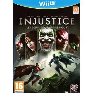 Injustice [WII U]