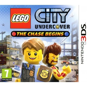 Lego City Undercover : The Chase Begins [3DS]
