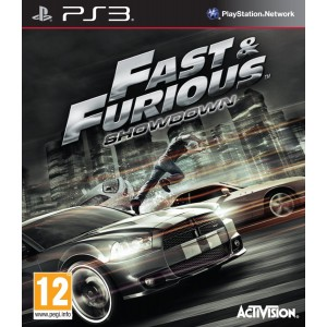 Fast and Furious Showdown [PS3]