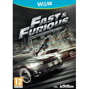 Fast and Furious Showdown [Wii U]