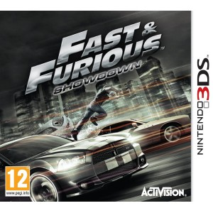 Fast and Furious Showdown [3DS]