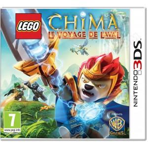 Lego Chima - Le Voyage de Laval [3DS]