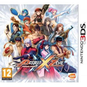 Project X zone [3DS]