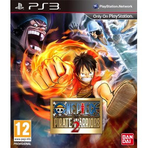 One Piece : Pirate Warriors 2 [PS3]