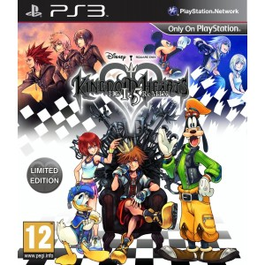 Kingdom Hearts 1.5 HD Remix [PS3]