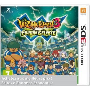 Inazuma Eleven 3 : Foudre Céleste 3DS
