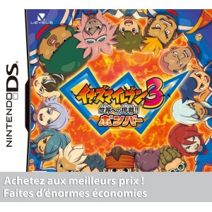 Inazuma Eleven 3 : Feu Explosif 3DS