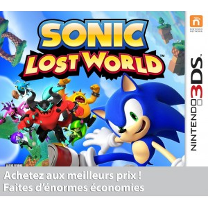 Sonic Lost World [3DS]