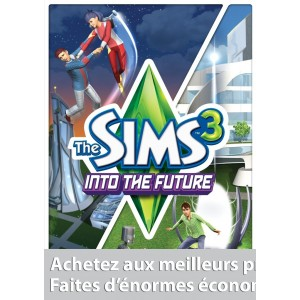 Les sims 3 : En Route Vers Le Futur pas cher sur PC / MAC