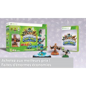 Skylanders Swap Force 360
