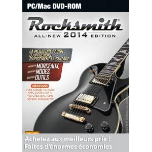 Rocksmith Edition 2014 pas cher sur PC / MAC