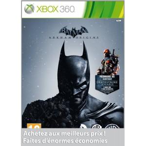 Batman : Arkham Origins pas cher sur 360