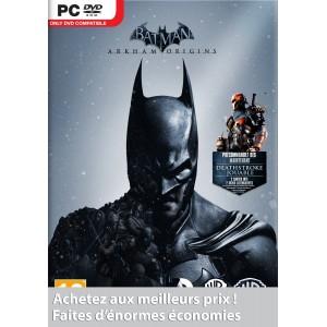 Batman : Arkham Origins pas cher sur PC / MAC